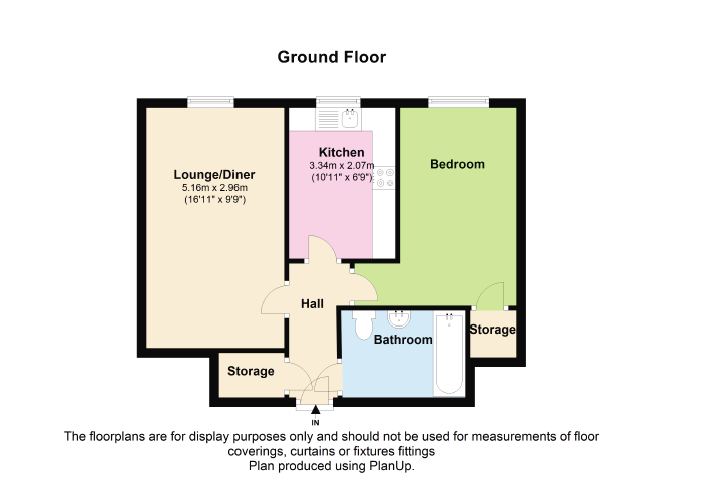 Floor plan squarefoot estate agents for Floor plans for estate agents